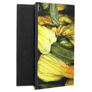 ベニスの家庭でiPadの場合-ズッキーニの花 Powis iPad Air 2 ケース
