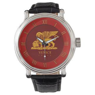 ベニスの紋章付き外衣 腕時計