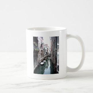 ベニスの運河 コーヒーマグカップ