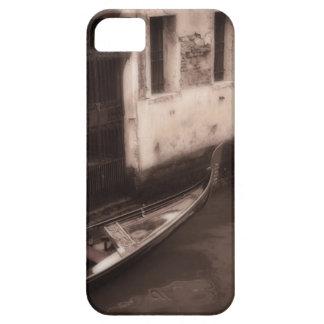 ベニスイタリアのゴンドラ iPhone SE/5/5s ケース