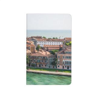 ベニスイタリアの巡航の地中海のな建築 ポケットジャーナル