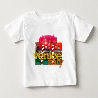 ベニスイタリアのTシャツ ベビーTシャツ