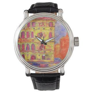 ベニス運河ライト 腕時計