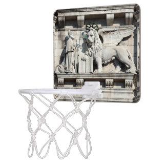 ベニス風のライオン ミニバスケットボールゴール