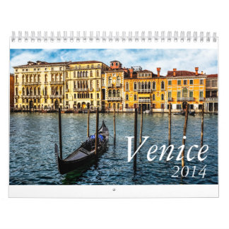 ベニス2014のカレンダー カレンダー