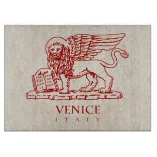 ベニス、イタリアの紋章付き外衣 カッティングボード