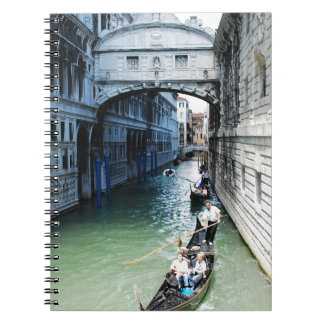 ベニス、イタリア ノートブック