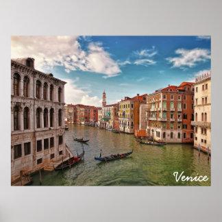 ベニス、イタリア ポスター