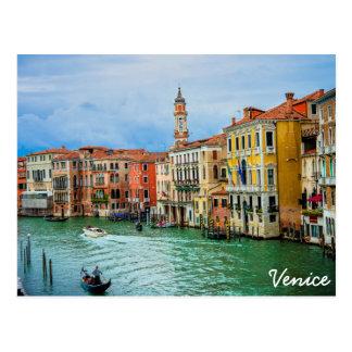 ベニス、イタリア ポストカード