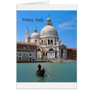 ベニス、イタリア(St.K.によって) カード