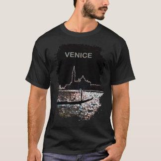 ベニス-サンジョルジョMaggioreの教会 Tシャツ