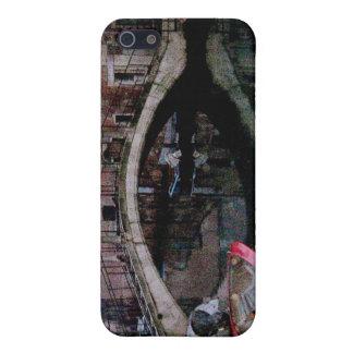 ベニスIIの運河 iPhone 5 カバー