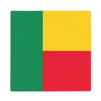 ベニンの旗 ウッドコースター