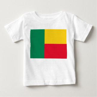 ベニンの旗 ベビーTシャツ