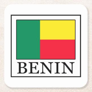 ベニン スクエアペーパーコースター