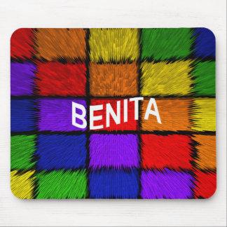 ベニータ マウスパッド