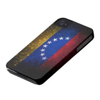 ベネズエラの旗の花火 Case-Mate iPhone 4 ケース