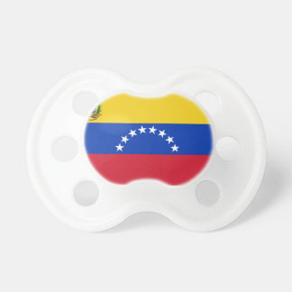 ベネズエラの旗のBooginheadの調停者 おしゃぶり