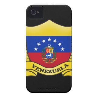 ベネズエラの旗のiPhone 4/4Sの穹窖やっとそこに Case-Mate iPhone 4 ケース