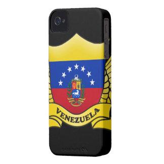 ベネズエラの旗のiPhone 4 IDの穹窖 Case-Mate iPhone 4 ケース