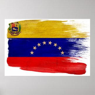 ベネズエラの旗ポスター ポスター