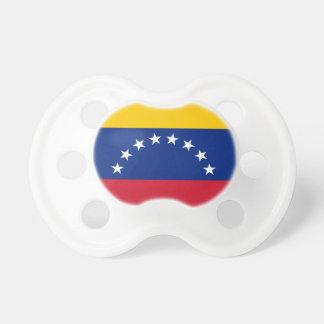 ベネズエラの旗-ベネズエラ- Banderaの旗 おしゃぶり