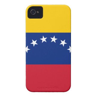 ベネズエラの旗-ベネズエラ- Banderaの旗 Case-Mate iPhone 4 ケース