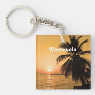 ベネズエラの日没 キーホルダー