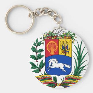 ベネズエラの紋章付き外衣 キーホルダー