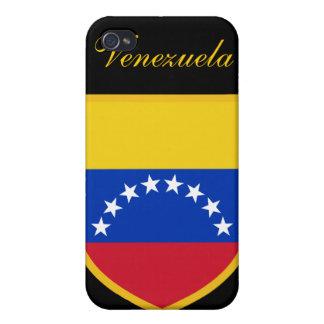 ベネズエラの美しい旗 iPhone 4/4S カバー
