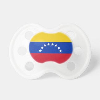 ベネズエラの調停者 おしゃぶり