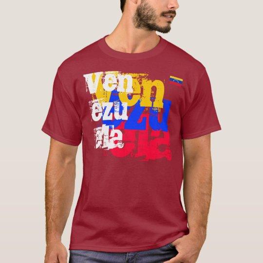 ベネズエラTシャツ Tシャツ