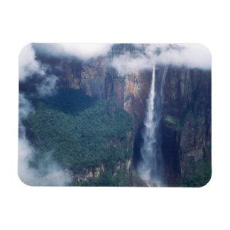 ベネズエラ、エンジェルフォールのCanaimaの国立公園 マグネット