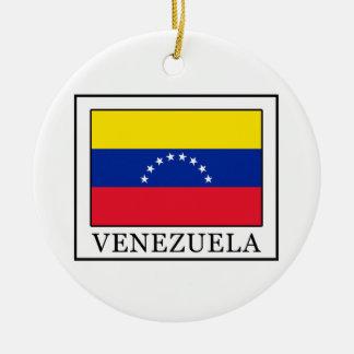 ベネズエラ セラミックオーナメント