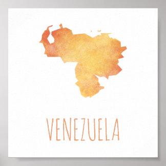 ベネズエラ ポスター