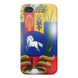 ベネズエラIphone 4 Speckの例 iPhone 4/4S ケース