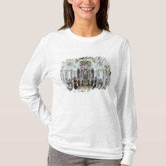 ベネディクト会の大修道院教会のインテリア Tシャツ