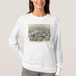 ベネディクト及びBurnham Mfg Co Tシャツ