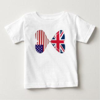 ベビーおよび幼児の衣類 ベビーTシャツ