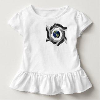 ベビーのための素晴らしいイラストレーションのデザインのTシャツ トドラーTシャツ