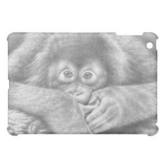 ベビーのオランウータンのiPadの場合 iPad Mini カバー