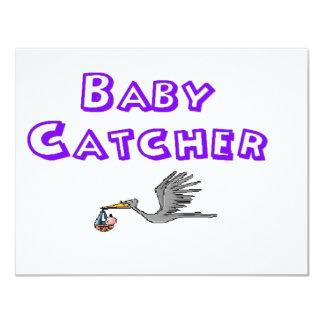 ベビーのキャッチャー カード
