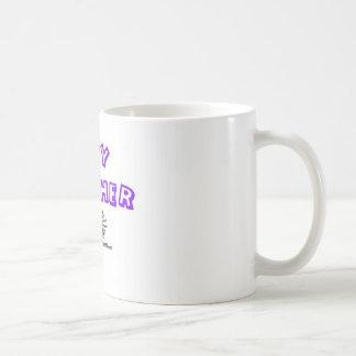 ベビーのキャッチャー コーヒーマグカップ