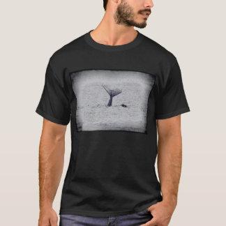 ベビーのザトウクジラ Tシャツ