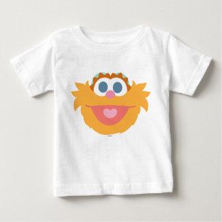 ベビーのソエの大きい顔 ベビーTシャツ