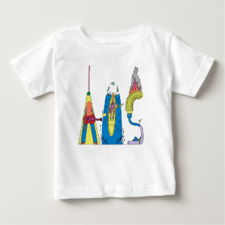 ベビーのティー|オースティン、TX (AUS) ベビーTシャツ