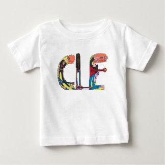 ベビーのティー|クリーブランド、オハイオ州(CLE) ベビーTシャツ