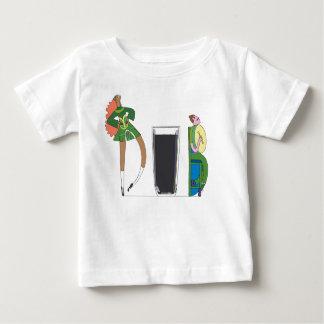 ベビーのティー|ダブリン、IE (ダビング) ベビーTシャツ