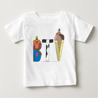ベビーのティー|バーリントン、VT (BTV) ベビーTシャツ