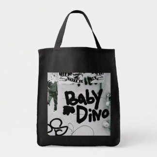 ベビーのディーノのдинозаврик トートバッグ